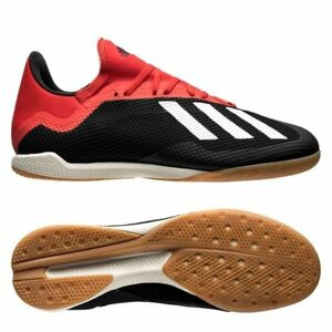c285b75bd adidas X 18.3 Tango IN Indoor 2018 Soccer Shoes Brand New Black ...