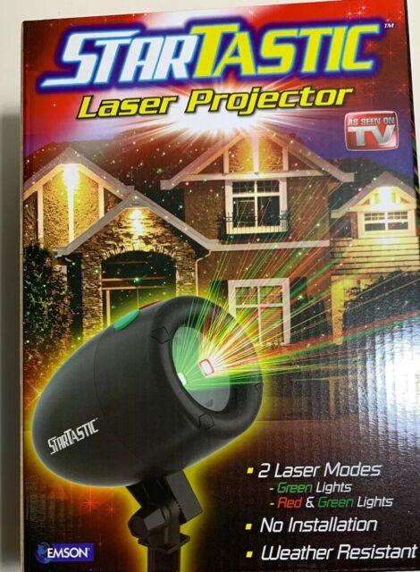 "Prime Laser Projector /""Fireworks/"" Light Show #LFLRGM505 Indoor//Outdoor"