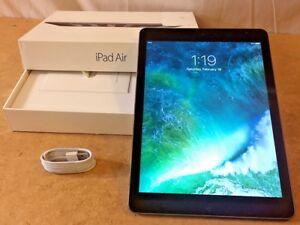 Apple iPad Air 1st Gen 64GB Wi-Fi Cellular Unlocked At&t T-Mobile Sprint Verizon