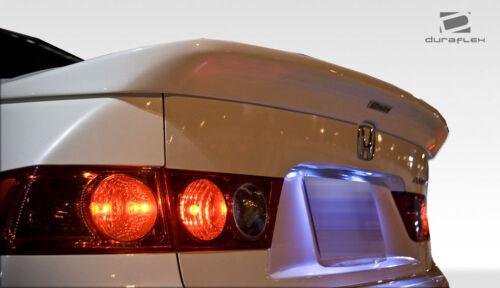 04-08 Acura TSX Duraflex Type M Wing Trunk Lid Spoiler 1pc Body Kit 107058