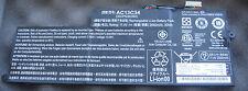 Batterie D'ORIGINE Acer Aspire V5-122P E3-111 AC13C34  31CP5/60/80  KT.00303.005