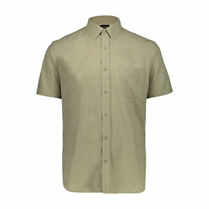 CMP Hemd  MAN SHIRT  grau atmungsaktiv elastisch antibakteriell UV-Schutz