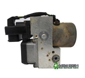 Abs Anti Lock Brake Pump Assembly 4 Wheel 03 07 Hummer H2 4 Wheel Abs L329e12 Ebay