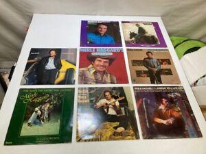 Merle-Haggard-vinyl-records-vintage-record-greatist-hits-big-city-Muskogee