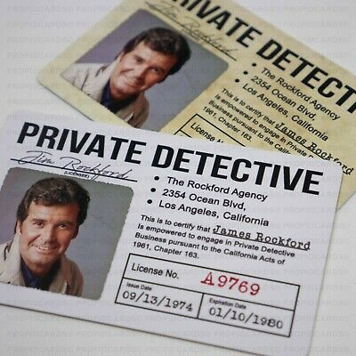 Detective Rockford