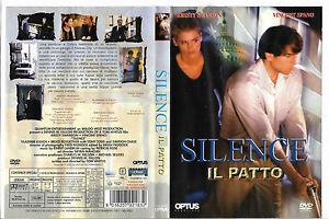 SILENCE-IL-PATTO-2002-dvd-ex-noleggio