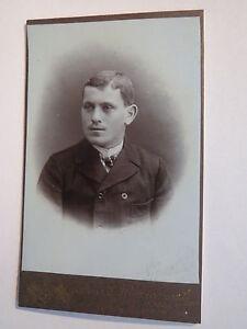 Ried-Innkreis-1909-Mann-im-Anzug-Portrait-CDV