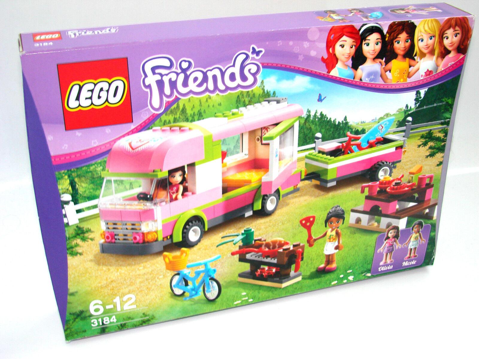 LEGO® Friends 3184 Abenteuer Wohnmobil NEU OVP _Adventure Camper NEW MISB NRFB