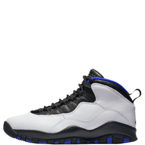 Détails sur Air Jordan 10 Rétro Orlando Homme Baskets Blanc Décontracté Chaussures 2018