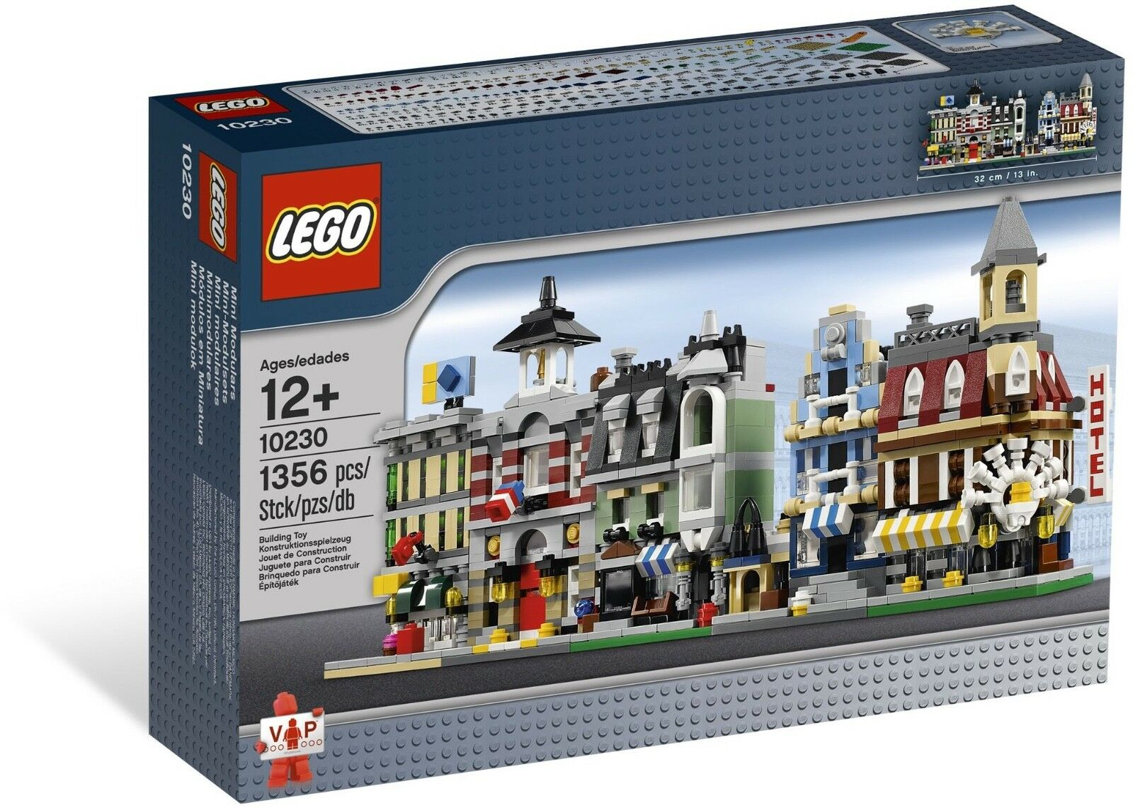 LEGO Creator Mini Modulars Set (10230) Free Shipping  Brand NEW