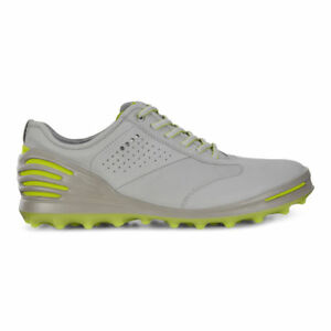 bc4fe0b54140b New Ecco Mens Golf Cage Pro Spikeless Golf shoes