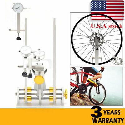 "Details about  /Bicycle Repair Stand rack Bike 10-29/"" Wheel Repair Platform Holder Truing Stand"