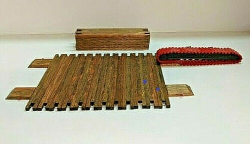 Hand Crafted By ETC Parts 1//48th 1//50th 24 Mats 4 Ramps Crane Mats w//Ramps