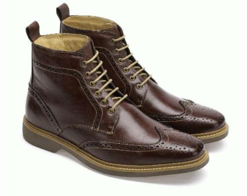 Lace Up Anatomic Brown Nova Leather Ii Boots CBoWQderxE