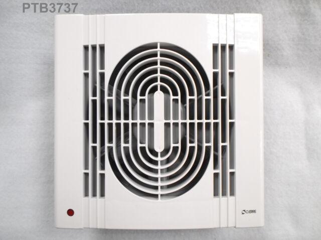 "O.ERRE Slim Quiet 6"" Bathroom Kitchen Extractor Fan With ..."