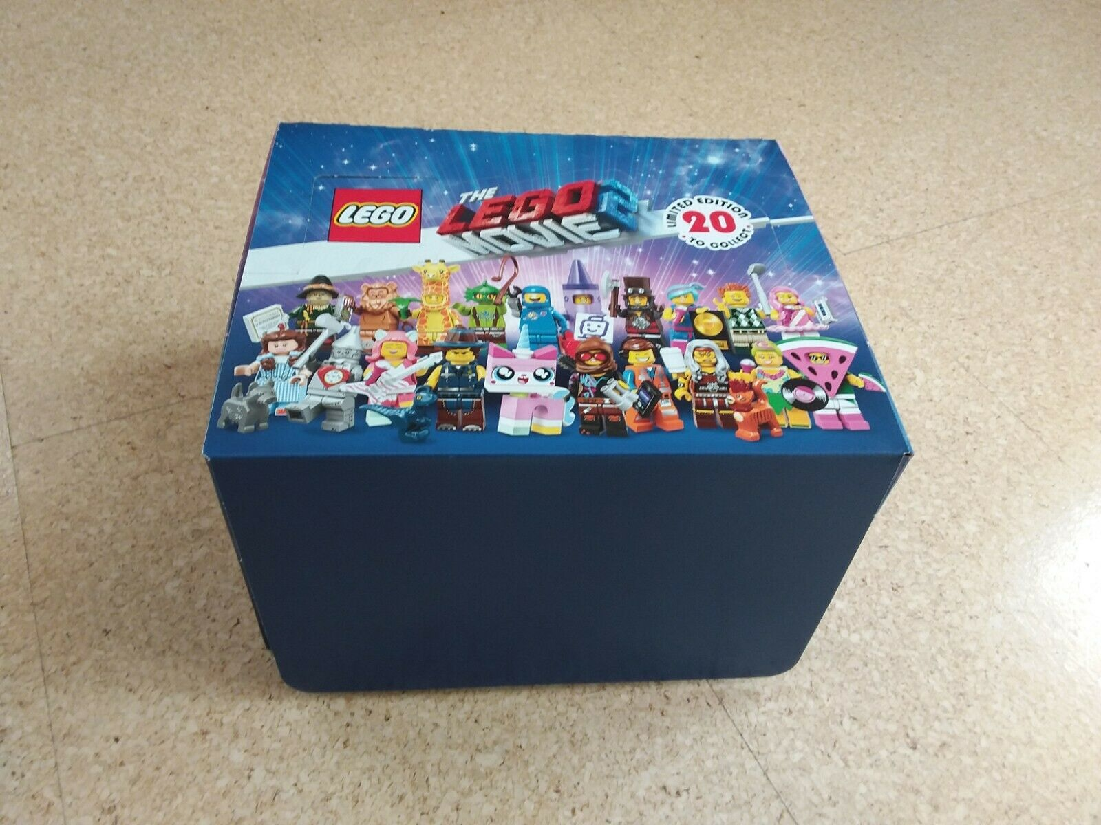 Lego 71023 Figur Serie The Movie 2 60 Tüten Neu ovp