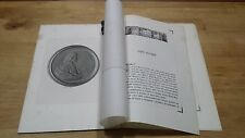 1850 Ritratto con Estratto: Antonio Magliabechi (Firenze) Erudito e Bibliofilo