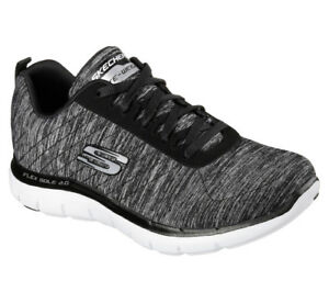 NEU SKECHERS Damen Sneakers Turnschuhe FLEX APPEAL 2.0 BREAK