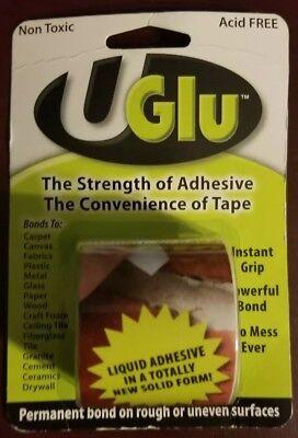 """UGLU Glue Roll 1/"""" x 60/"""""""