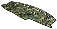 Realtree Max-5 Camo Camouflage Dash Mat Cover / 05-07 Ford Super Duty