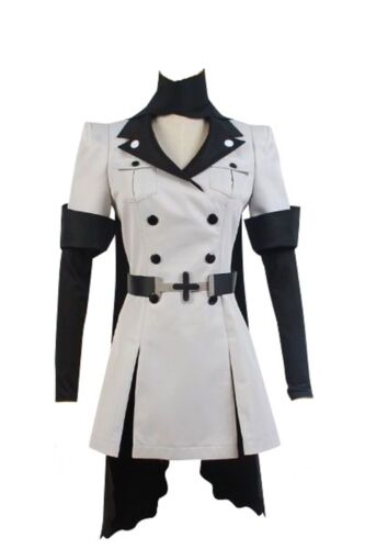 Esdeath Empire Uniform Halloween Cosplay Costume Akame ga KILL