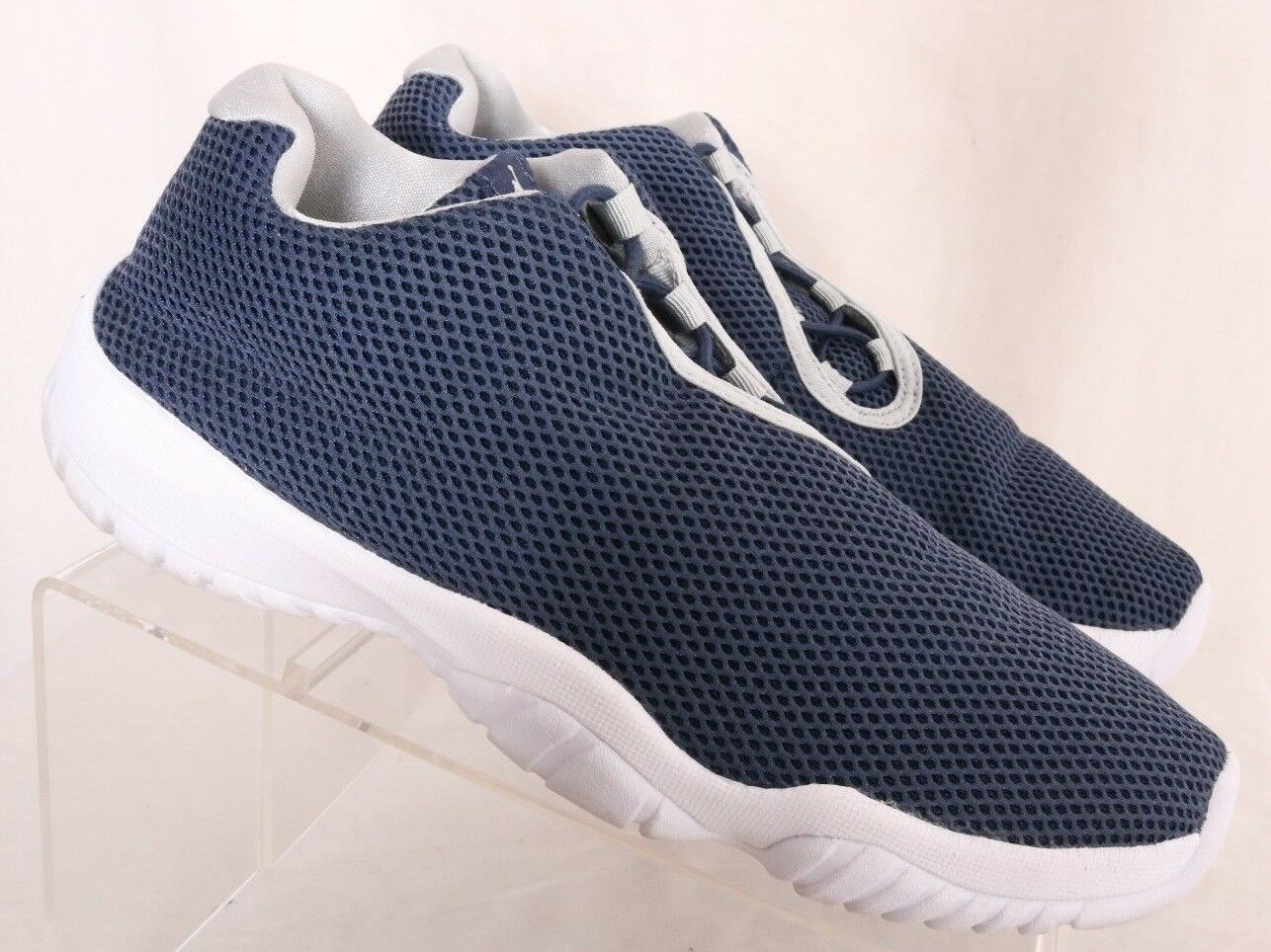 f377300f1b7 ... promo code nike 718948 401 air jordan future mens low training  basketball sneakers mens future us