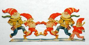 Antique Cut Paper Ornament