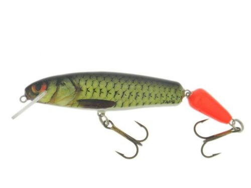 floating lures//various colours! Taps shad /& roach-jointed 11cm sinking