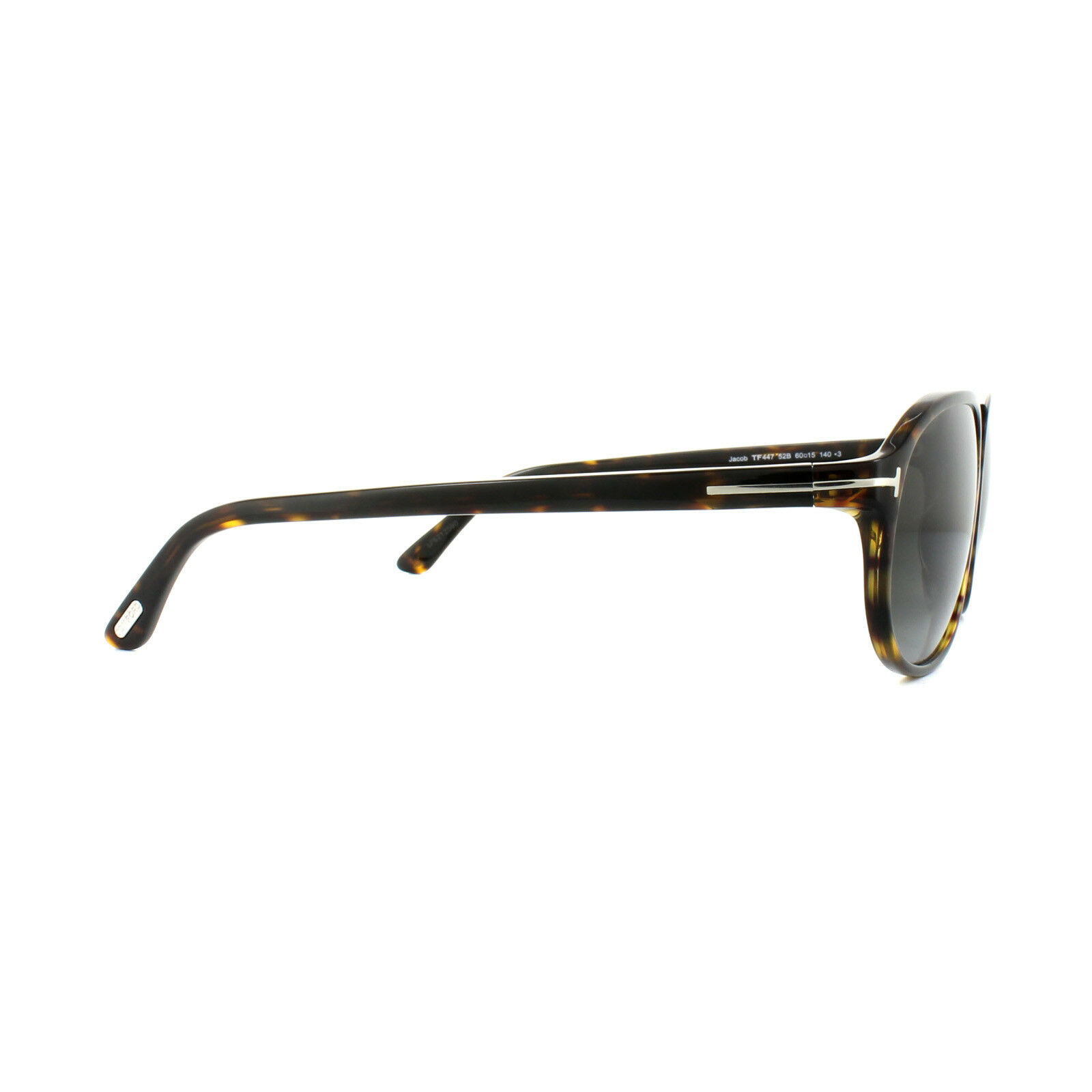 4e8c437065a Tom Ford Sunglasses Men TF 447 Tortoise 52b Jacob 60mm for sale online