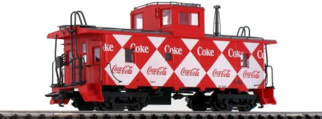 "Marklin HO 45708  Type CA-3/CA-4  Caboose ""Coca-Cola""  Brand New"