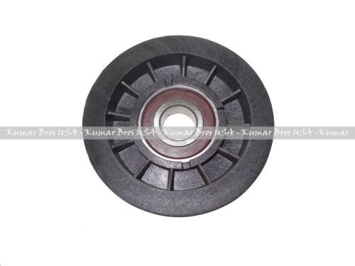 Idler Pulley Kit W//Transmission Drive Belt Fits John Deere LA140 LA145 LA150