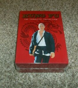 Kung-Fu-Complete-Series-Collection-Season-1-2-amp-3-BRAND-NEW-11-DISC-DVD-SET