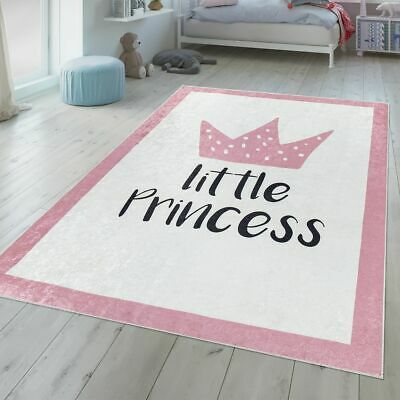 Childrens Rug Little Princess Nursery