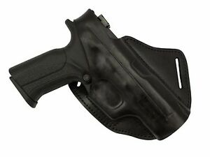 Details about Falco Cross draw Leather holster for Sig Sauer P320 Compact