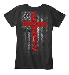 Christian-Women-039-s-Premium-Tee-T-Shirt