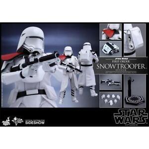 Hot Toys 1/6 Star Wars Mms322 Figurine Action Officier Snowtroopers de Premier Ordre
