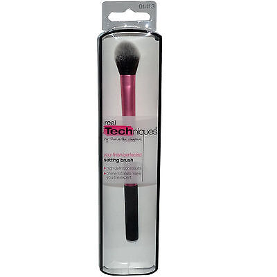New Original Real Techniques Setting Brush (1413) dusting powder brush