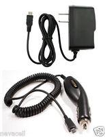 Car+wall Ac Charger For Alltel/verizon/virgin Mobile Blackberry Curve 8530, 9310