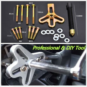 21PC-Harmonic-Balancer-Kit-Gear-Pulley-Puller-Steering-Wheel-Crankshaft-Car-Tool