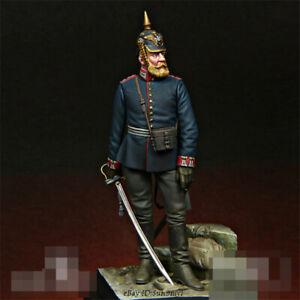 1-24-Protector-De-Prusia-Resin-Kits-Sin-Pintar-Figura-Modelo-GK-sin-montar