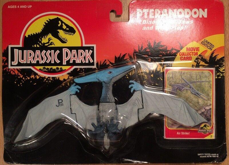 Kenner 1993 jurassic park pteranodon dinosaurier - dino - streik - flgel flattern moc