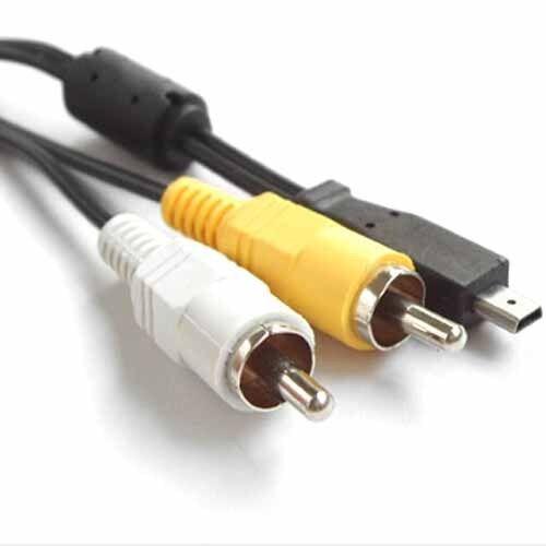 Av//tv//video Cable Para Kodak Easyshare P850 P880 C530 C330 C310 V530 C360