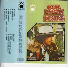K 7 AUDIO  BOB DYLAN *DESIRE*  (MADE IN JAPAN)