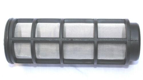 Ersatzsieb schwarz für Filter von Perlschlauch / Tropfschlauch