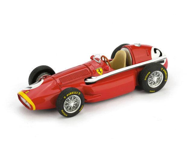 Ferrari 555 Squalo M. Hawthorn 1955 GP Olanda  43 Model BRUMM