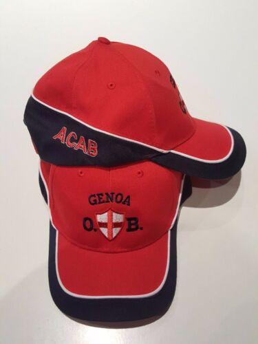 Cappello GENOA OTTAVIO BARBIERI Ultras 1893 Gradinata
