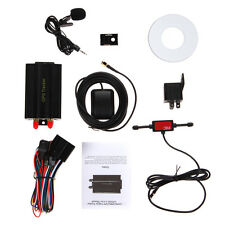 Car Vehicle Spy SMS/GPS/GSM/GPRS Tracker Tracking Realtime System Device 12V-24V