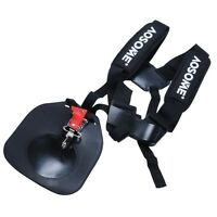 Brush Cutter &trimmer With Carry Hook Strimmer Double Shoulder Harness Strap