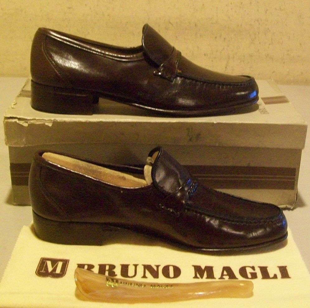 New 7 Bruno Magli Gioranto 7 New M brown (3811) 91d3f6