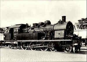 DDR-Sammelbild-Foto-AK-Dampflokomotive-Eisenbahn-Normalspur-Lok-Baureihe-Typ-78